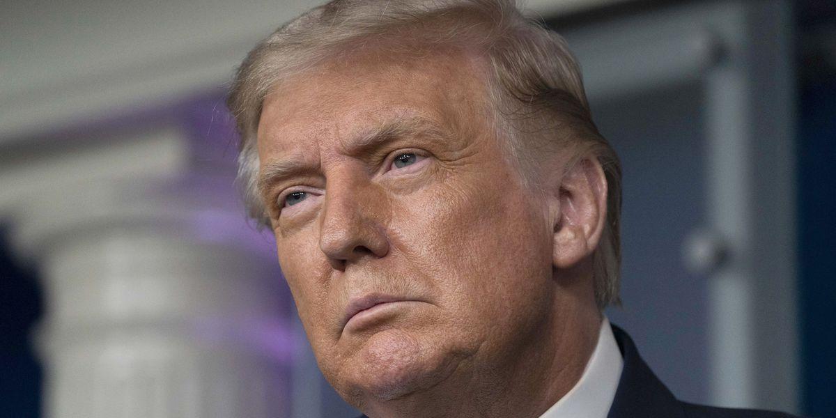 President Trump amends emergency declarations for La., Texas ahead of Hurricane Laura