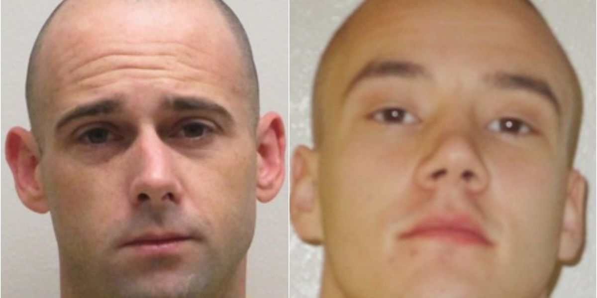 Two inmates captured after bolting from work detail