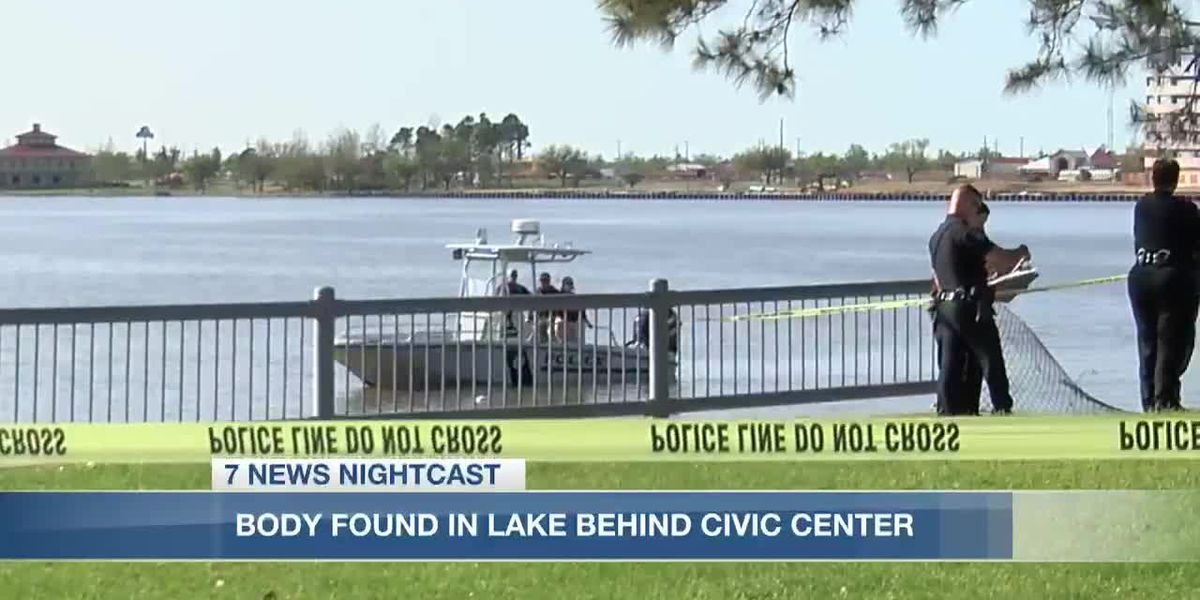 Body pulled from water near Civic Center