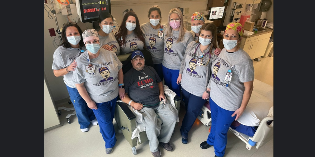 COVID-19 patient released from Willis-Knighton after 99 days in hospital
