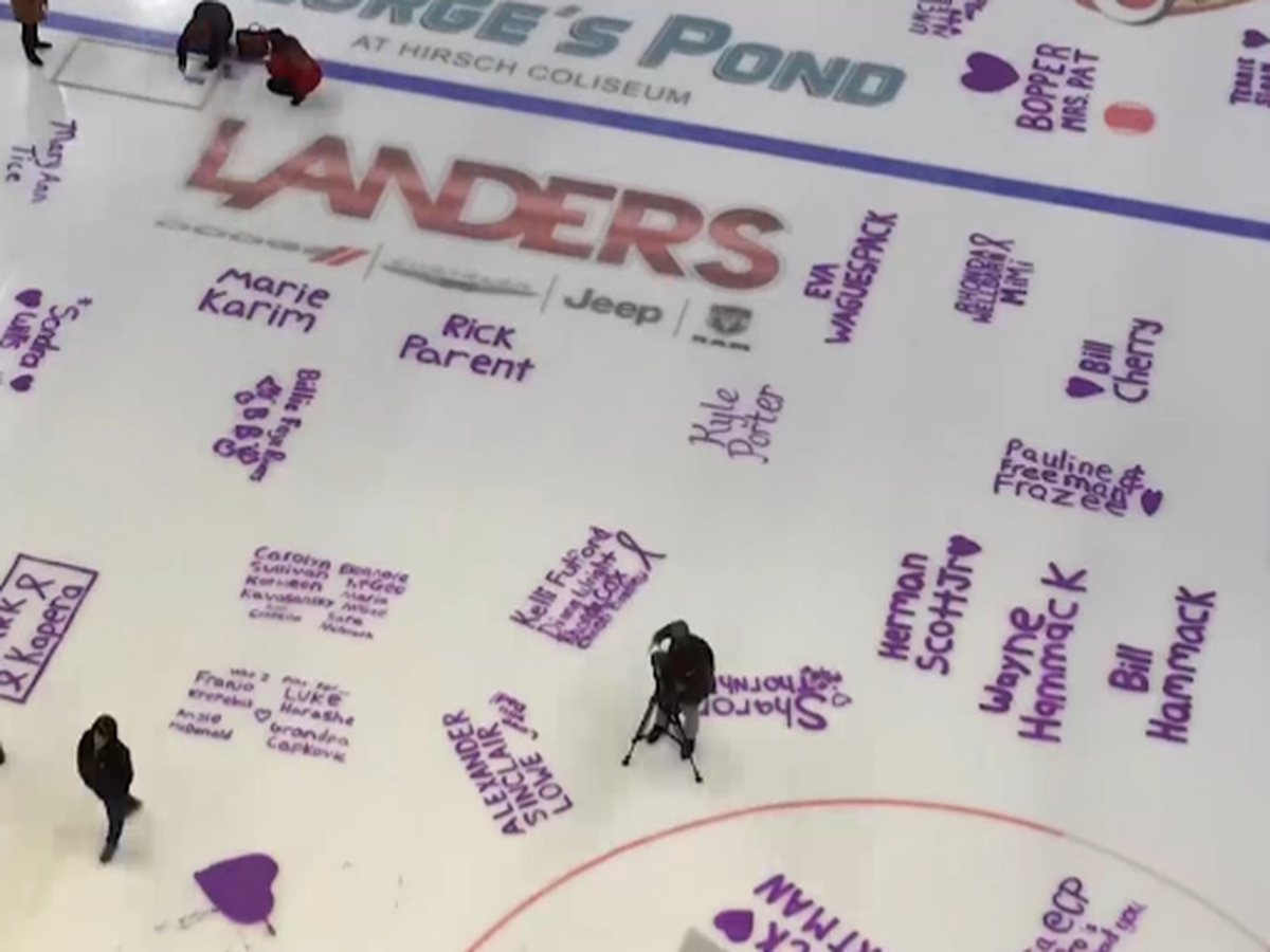 Mudbugs set to Paint the Ice for cancer awareness