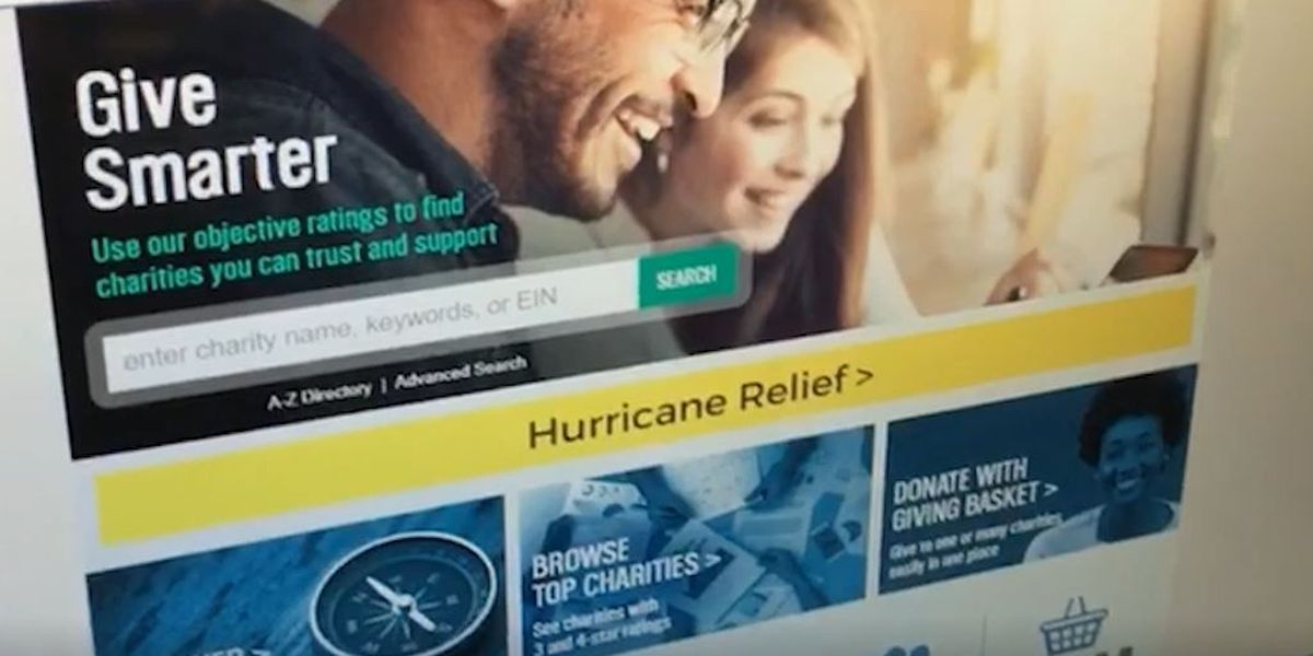 Give smart: How to help Hurricane Harvey relief efforts safely