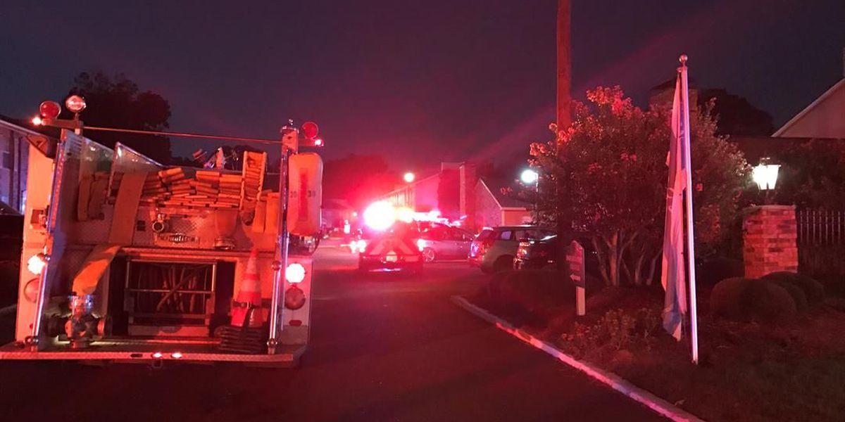 2-alarm fire destroys 8 units at Shreveport apartment complex