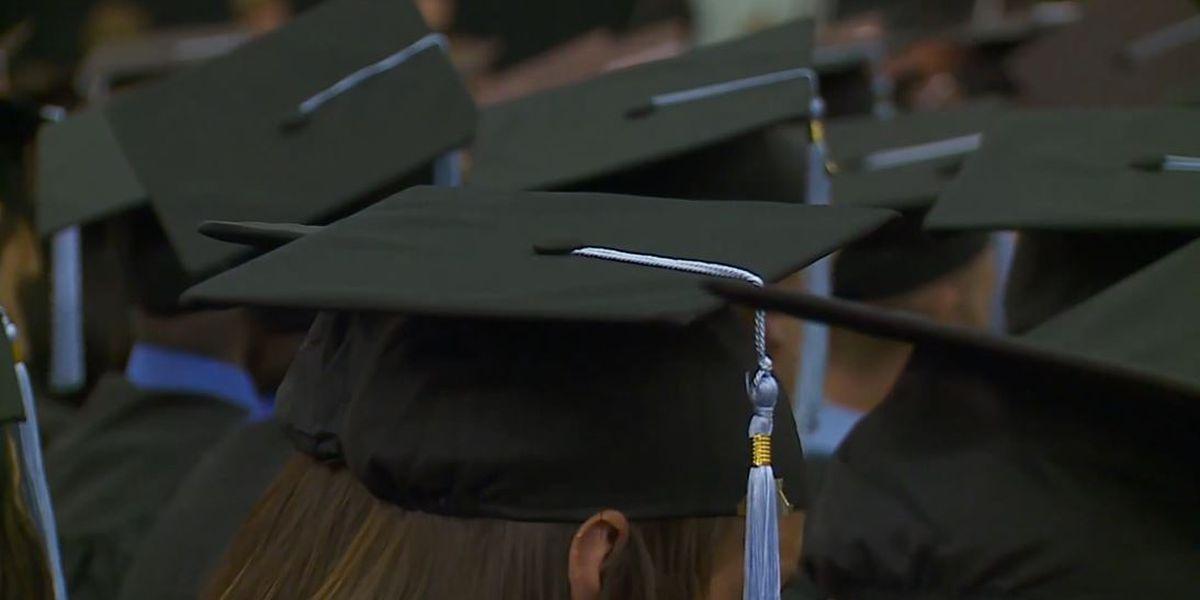 Northwest Louisiana high schools updating graduation times