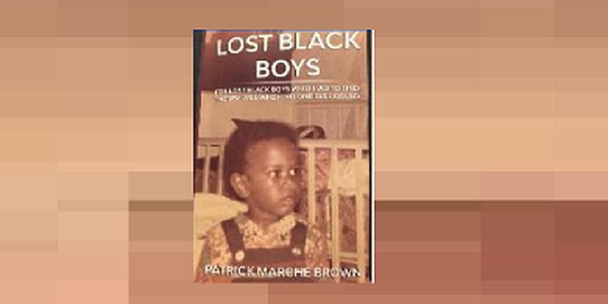 Local businessman writes book to help lost black boys find their way