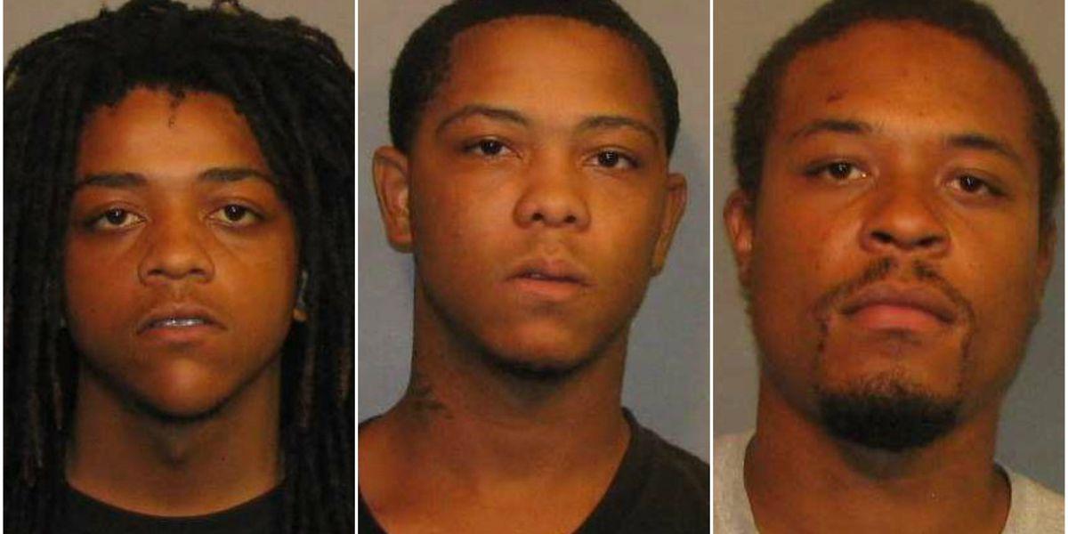 Agents raid 3 houses, arrest 8 people, seize $15K worth of drugs