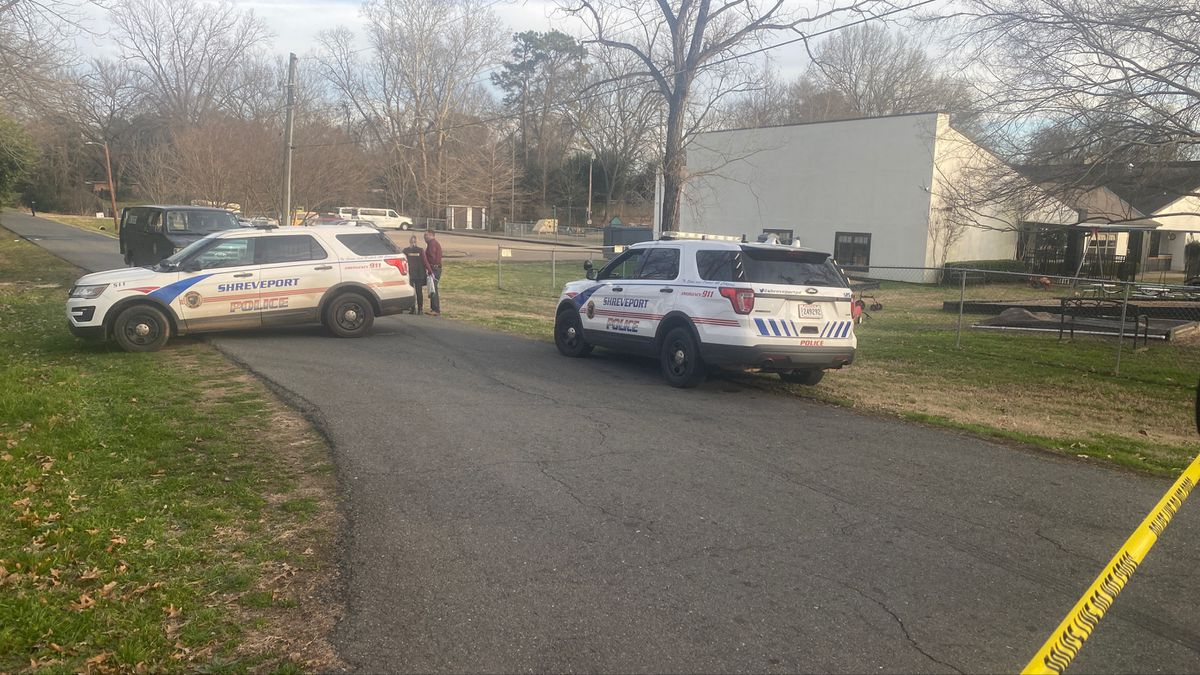 Man found dead in Shreveport's Anderson Bayou