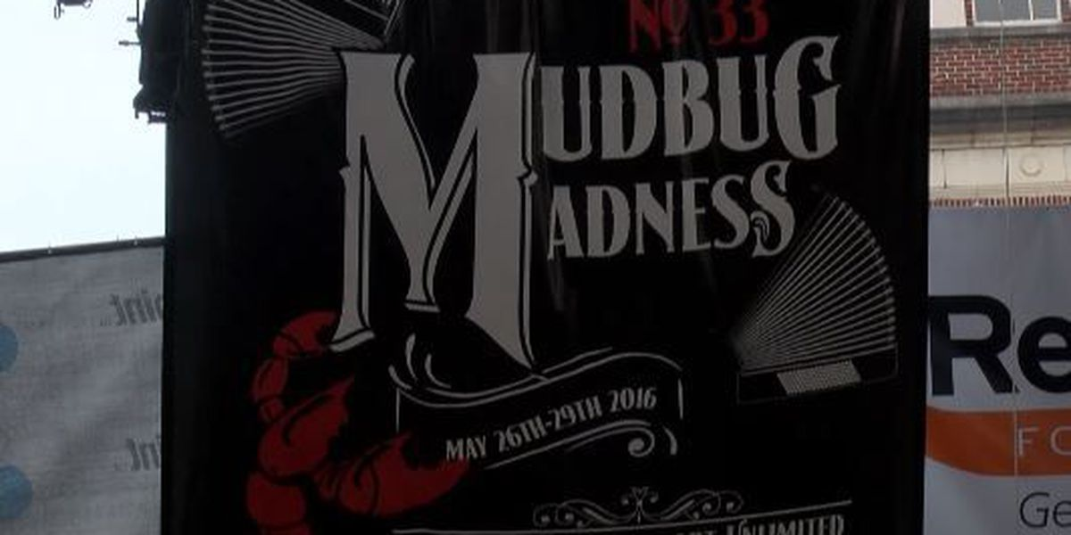 Mudbug Madness brings in mad money