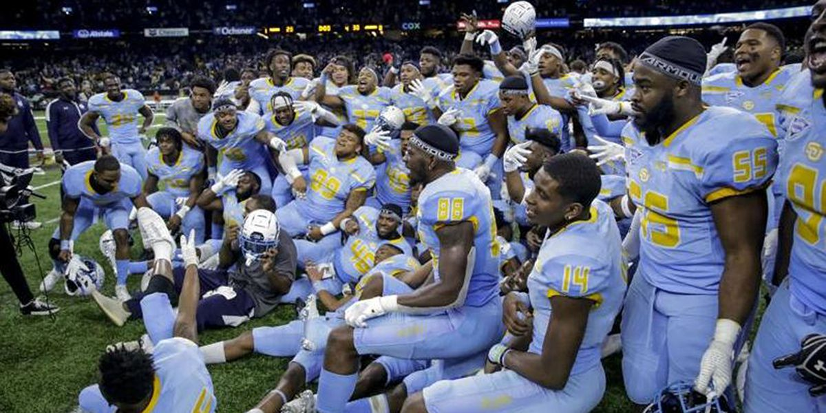 Southern wins thriller over Grambling in Bayou Classic