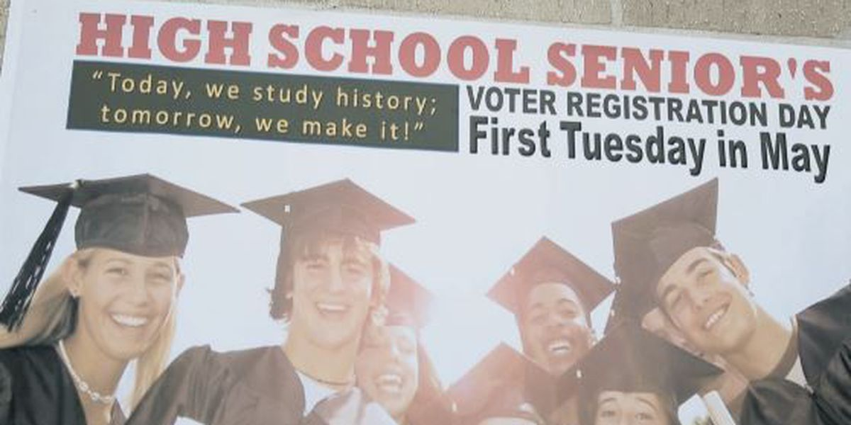 Voter registration program targets Caddo Parish students