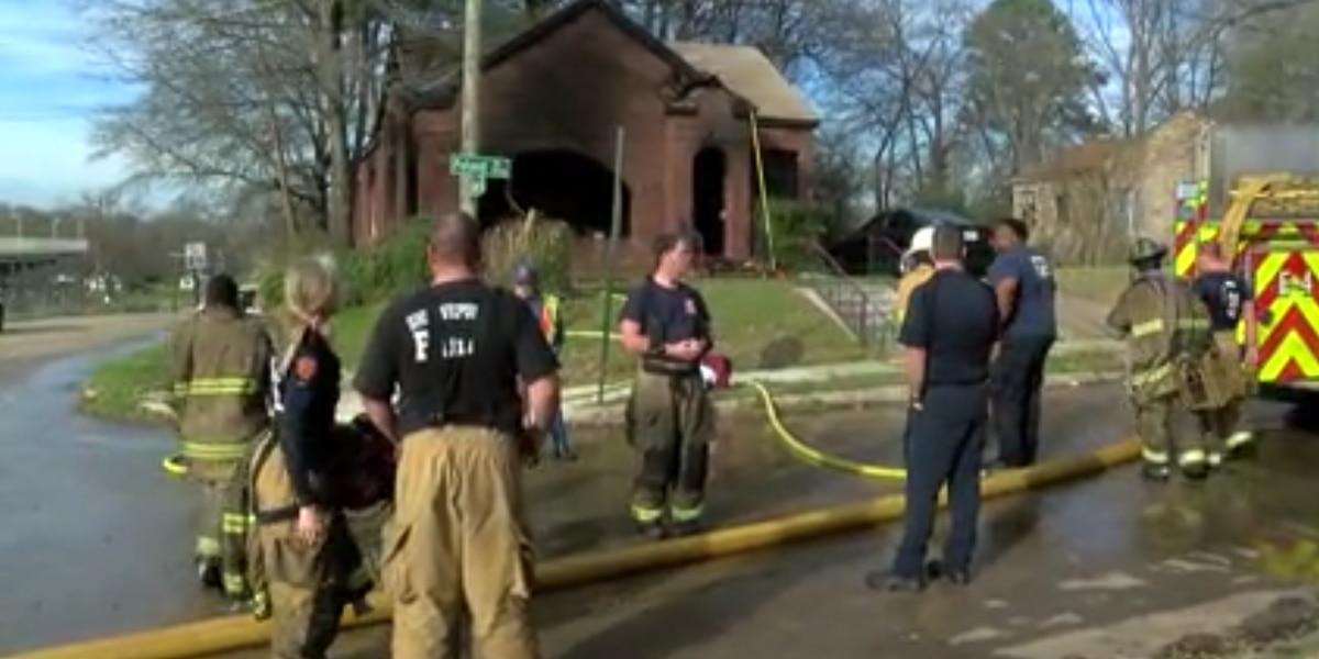 2 pets perish in Allendale house fire