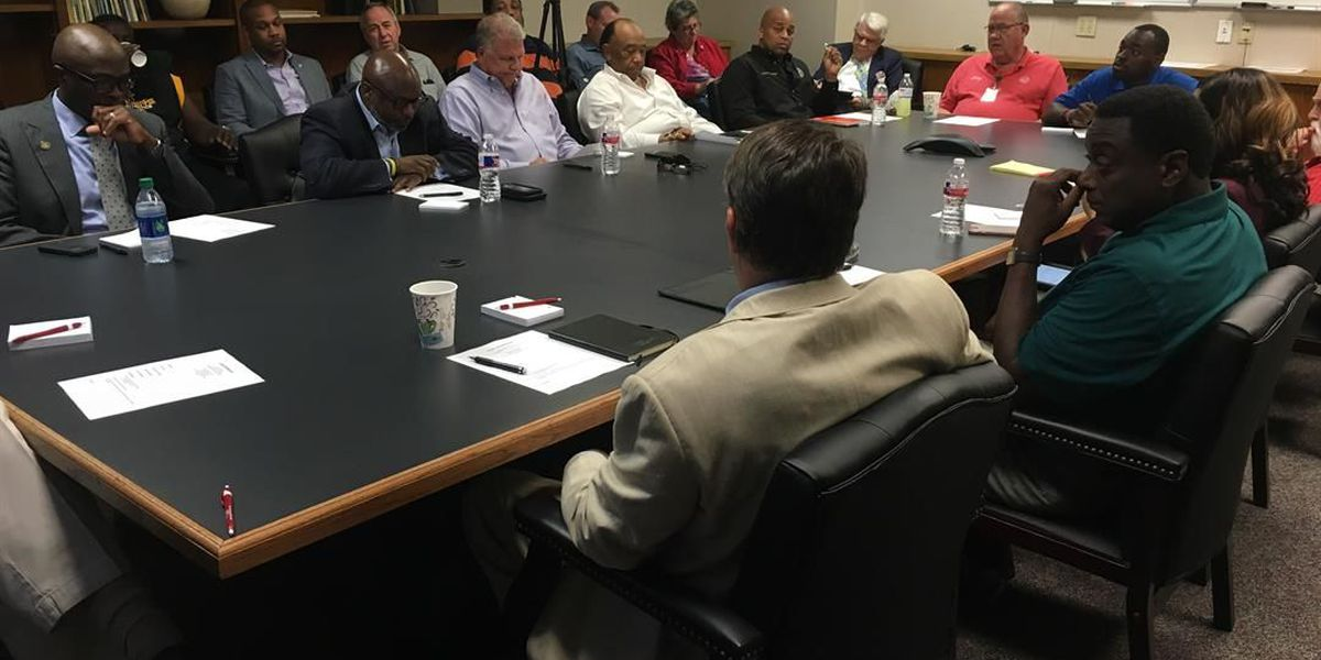 Shreveport, Caddo Parish leaders host joint meeting on planning commission's future