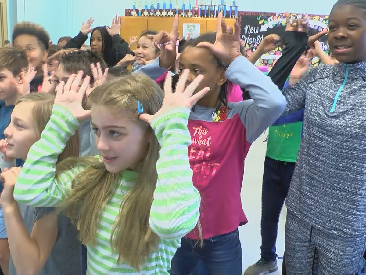 Students benefit from gift of GoNoodle