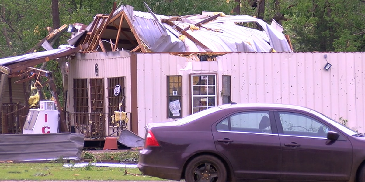 San Augustine County judge signs disaster declaration following tornado