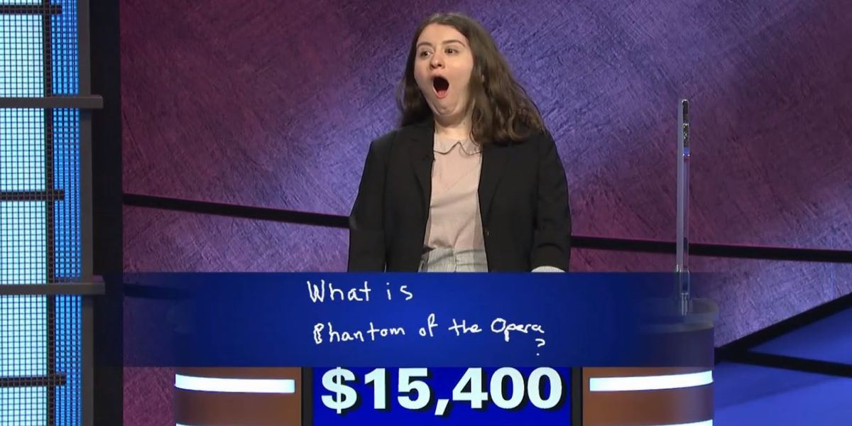See if Nacogdoches librarian defended her first win on Jeopardy!