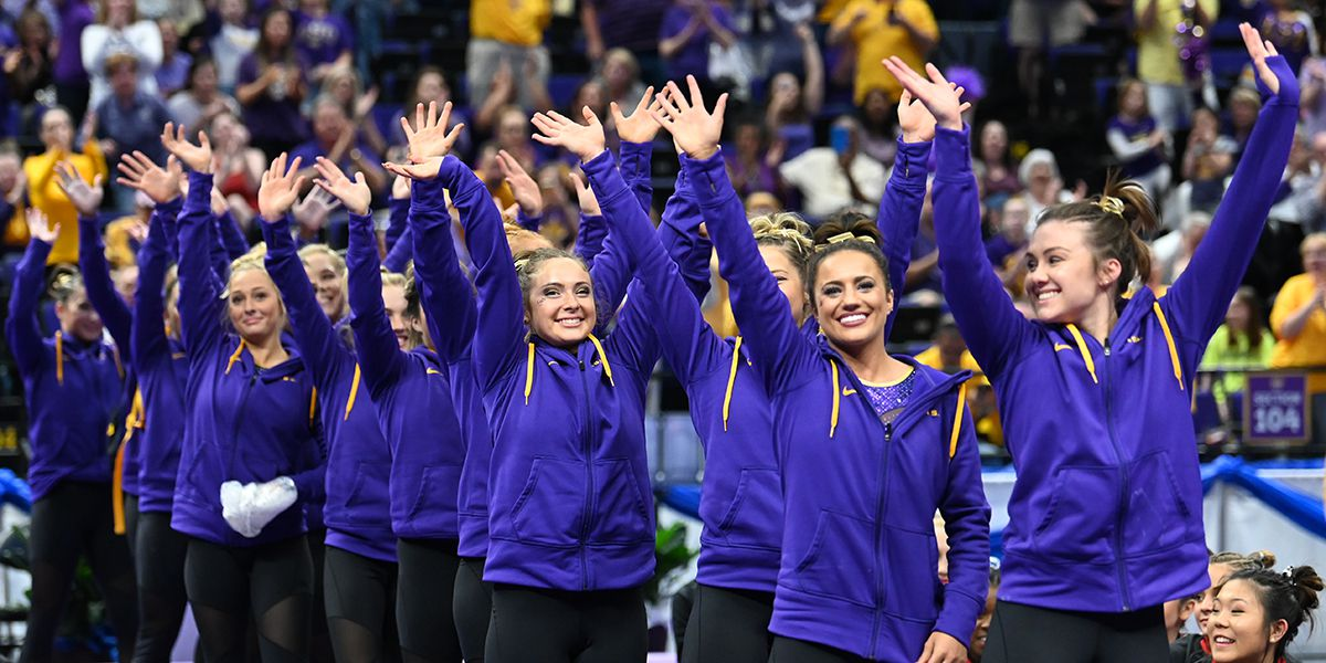 'This is our year': LSU gymnastics eyeing NCAA Championship