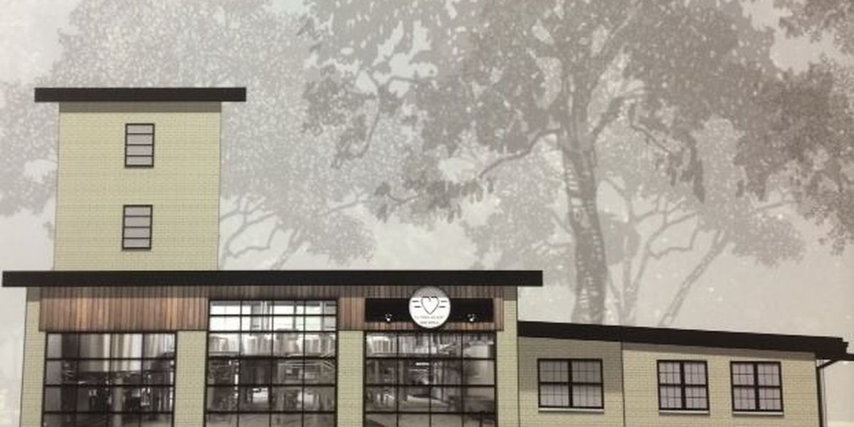 Former historic Bossier City fire station set to be transformed into a micro brewery