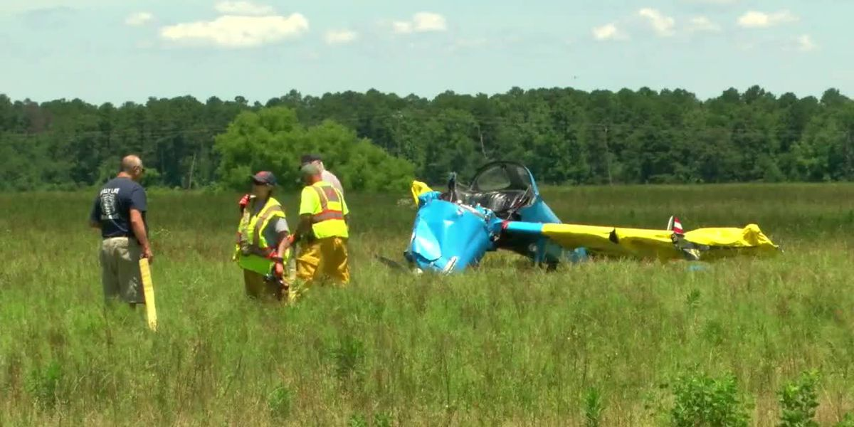Pilot and passenger injured in Wood county plane crash
