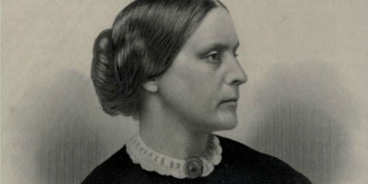 Susan B. Anthony was born on this day 200 years ago