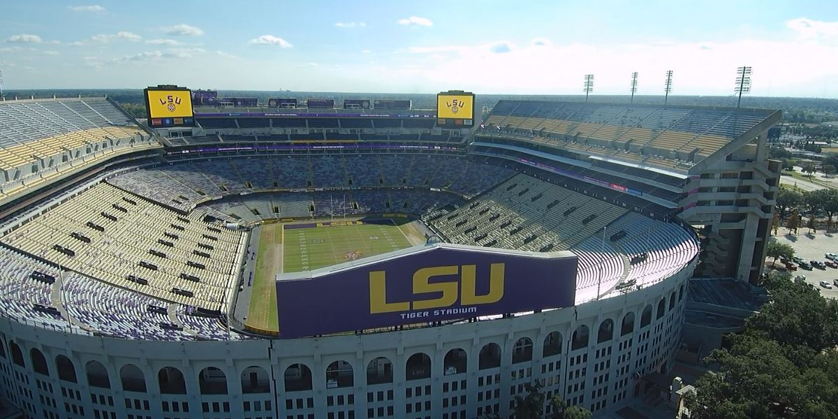 LSU launches Safe Driver Tiger program for home football games