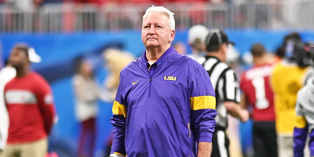 LSU offensive coordinator Steve Ensminger retires from on-field coaching, transitions into analyst role