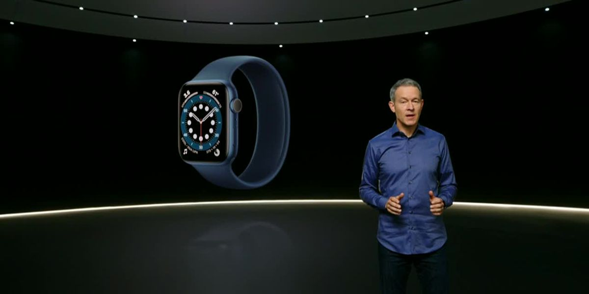 New Apple Watch unveiled