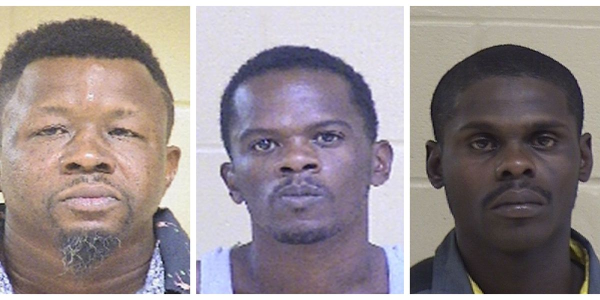 Three men wanted in connection to sex crimes