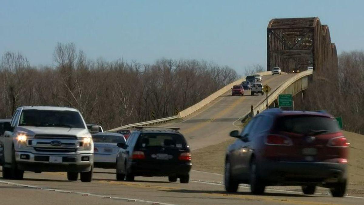 Jimmie Davis bridge to limit traffic for inspection