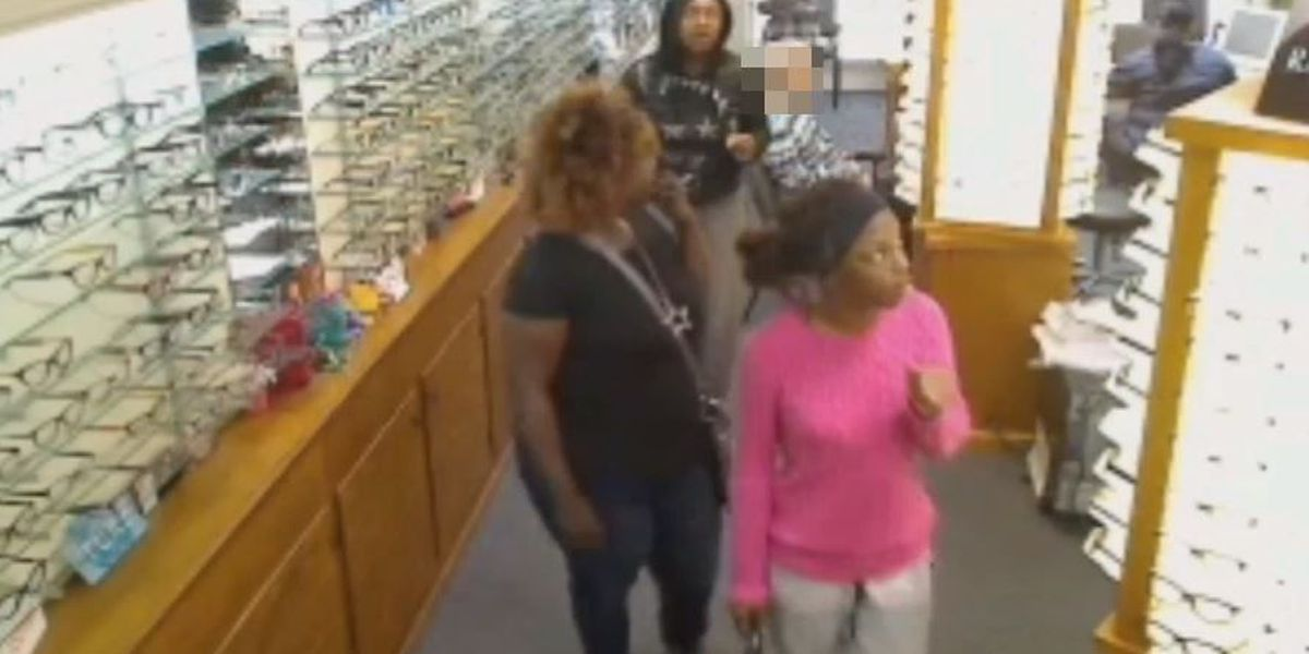 Surveillance video released in East Texas theft case