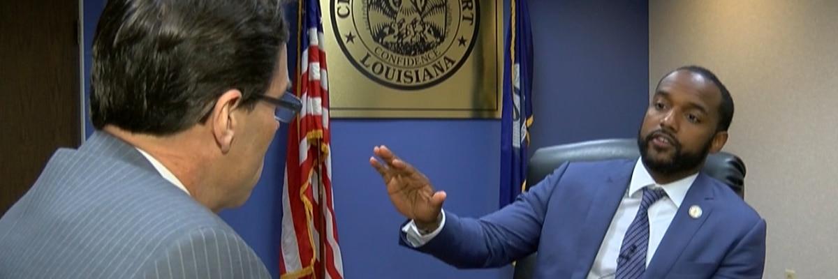 Adrian Perkins assesses first 100 days as Shreveport mayor