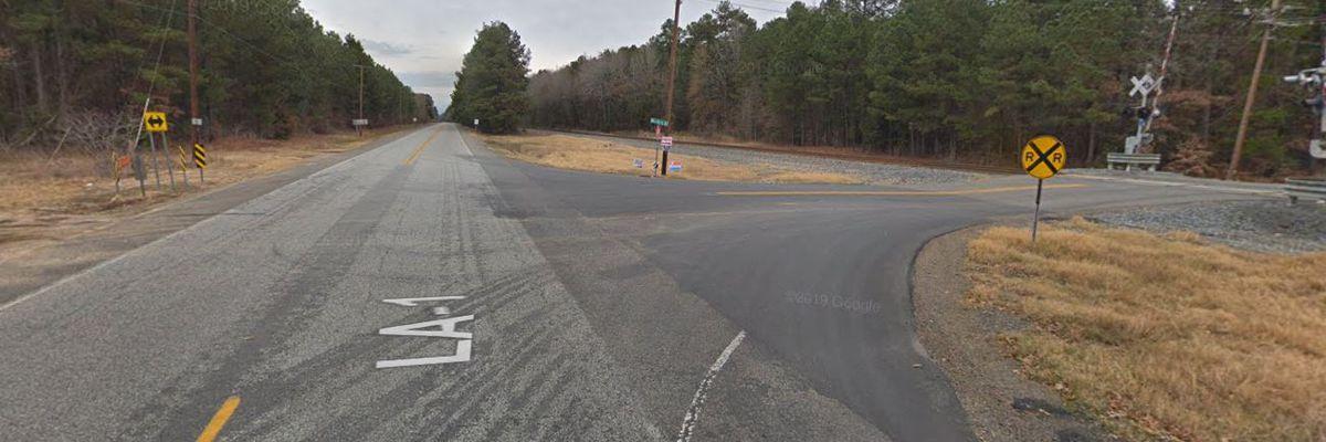 Man, woman hurt in motorcycle wreck in Caddo Parish