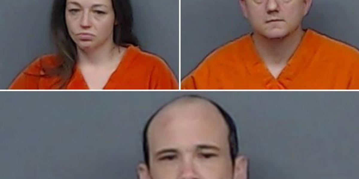 3 arrested during drug bust at East Texas Walmart