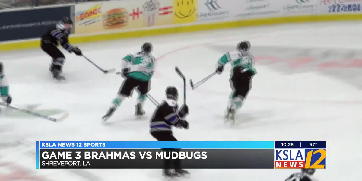 Mudbugs fall 1-0 to the Brahmas in Game 3
