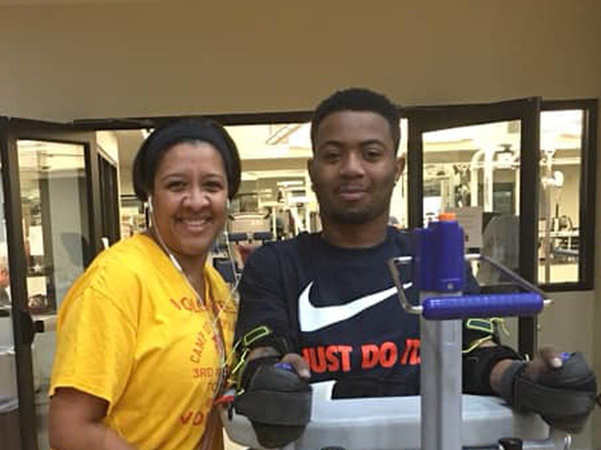 Paralyzed former football player Devon Gales hired as assistant coach at Georgia high school