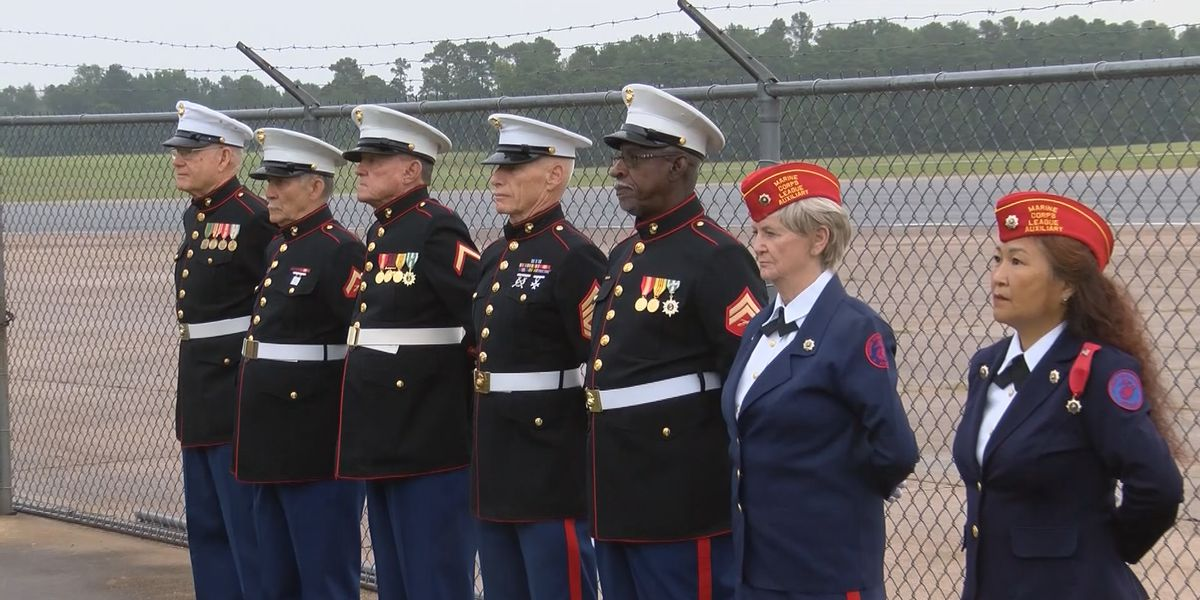 Texarkana U.S. Marine Corps League holds 9/11 memorial