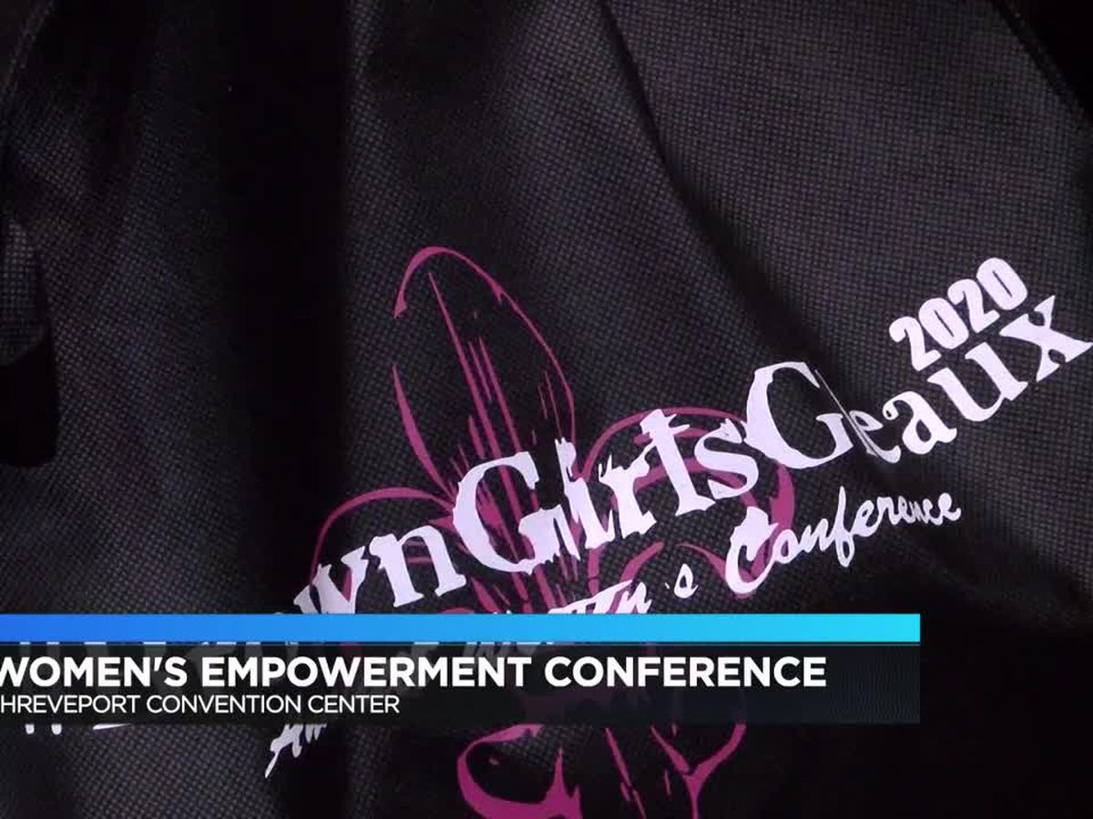 Brown Girls Gleaux hosted the first ever Women's Empowerment Conference