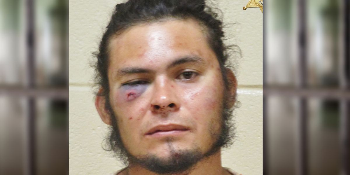 Man accused of kidnapping woman, trying to strangle her with a T-shirt