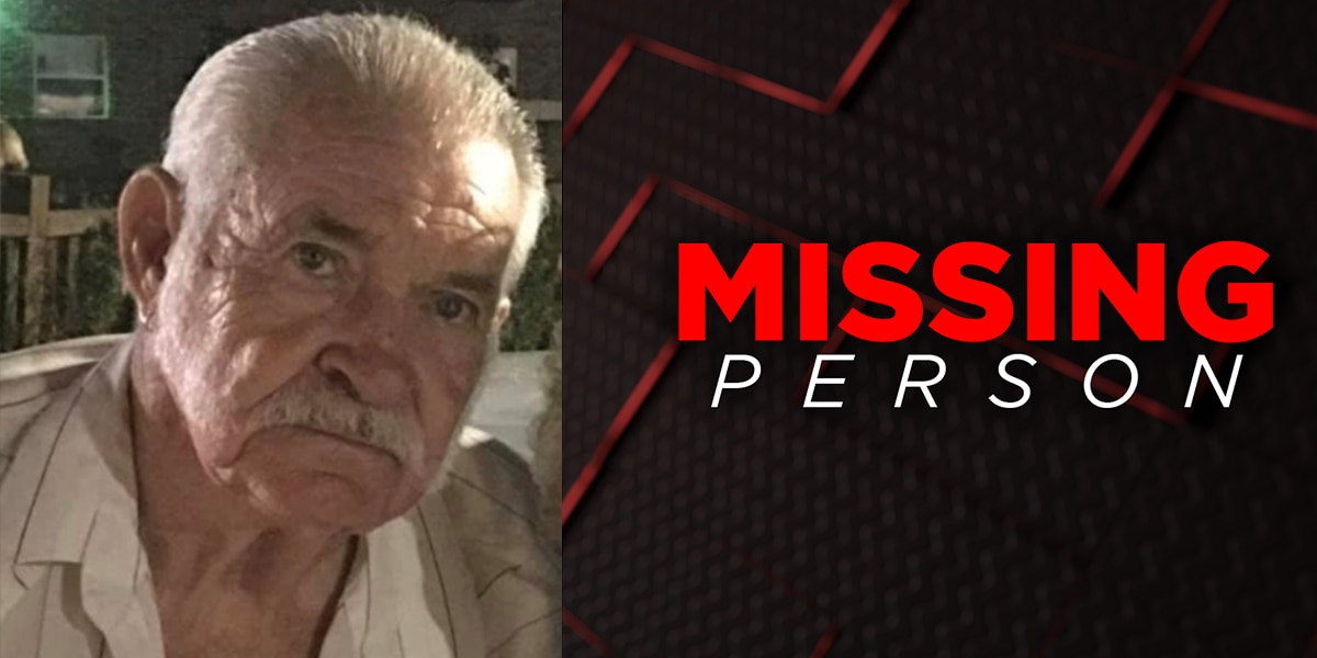 Family offering $1,000 reward in search for Welton 'Wick' Pierce