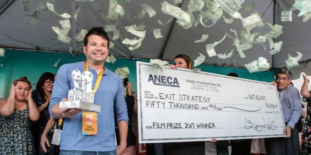 Winner of 6th annual Louisiana Film Prize announced