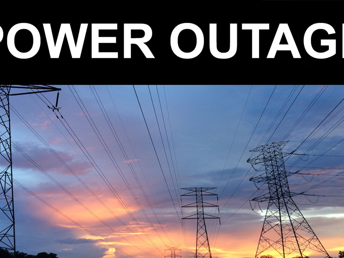 Power outages reported during record cold