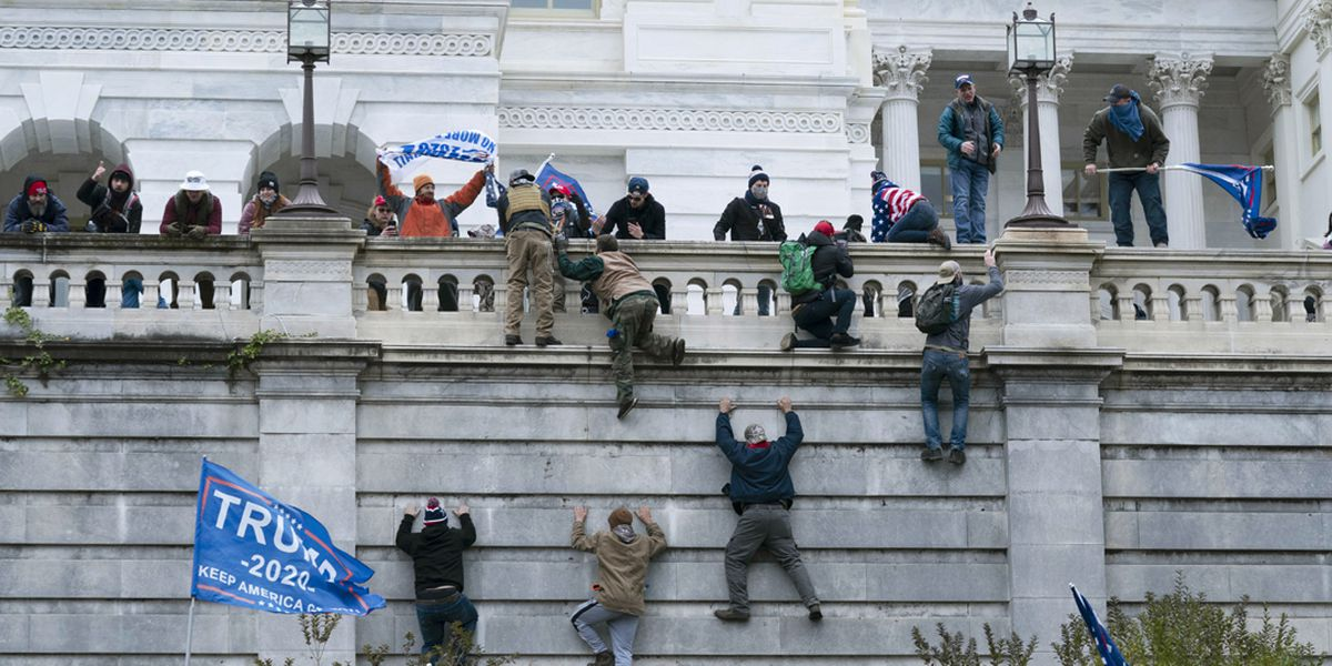Omaha man facing charges related to U.S. Capitol riot
