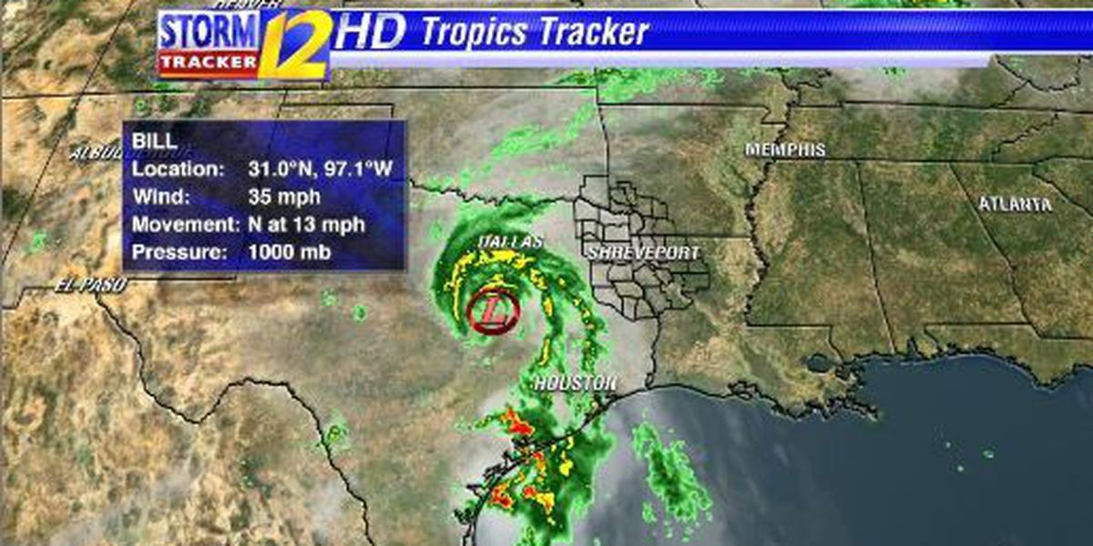 Start Your Day: Tropical Depression Bill could renew flooding