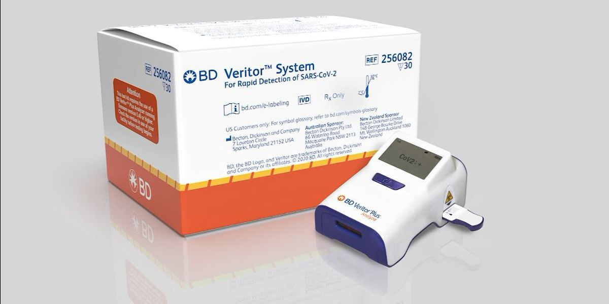 FDA gives emergency approval to quick COVID-19 antigen test
