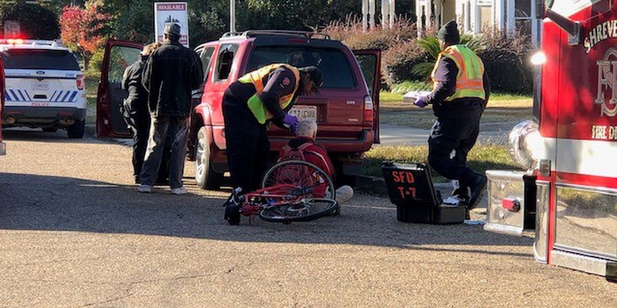 Bicyclist involved in crash; SPD investigating