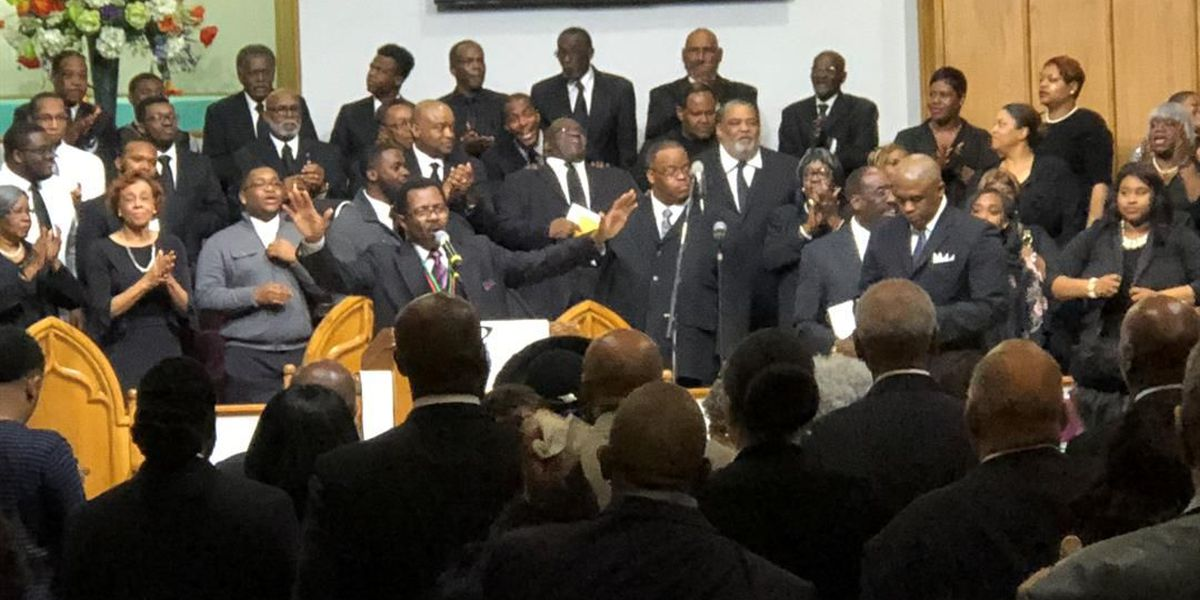 Mount Canaan Baptist Church recognizes outstanding citizens