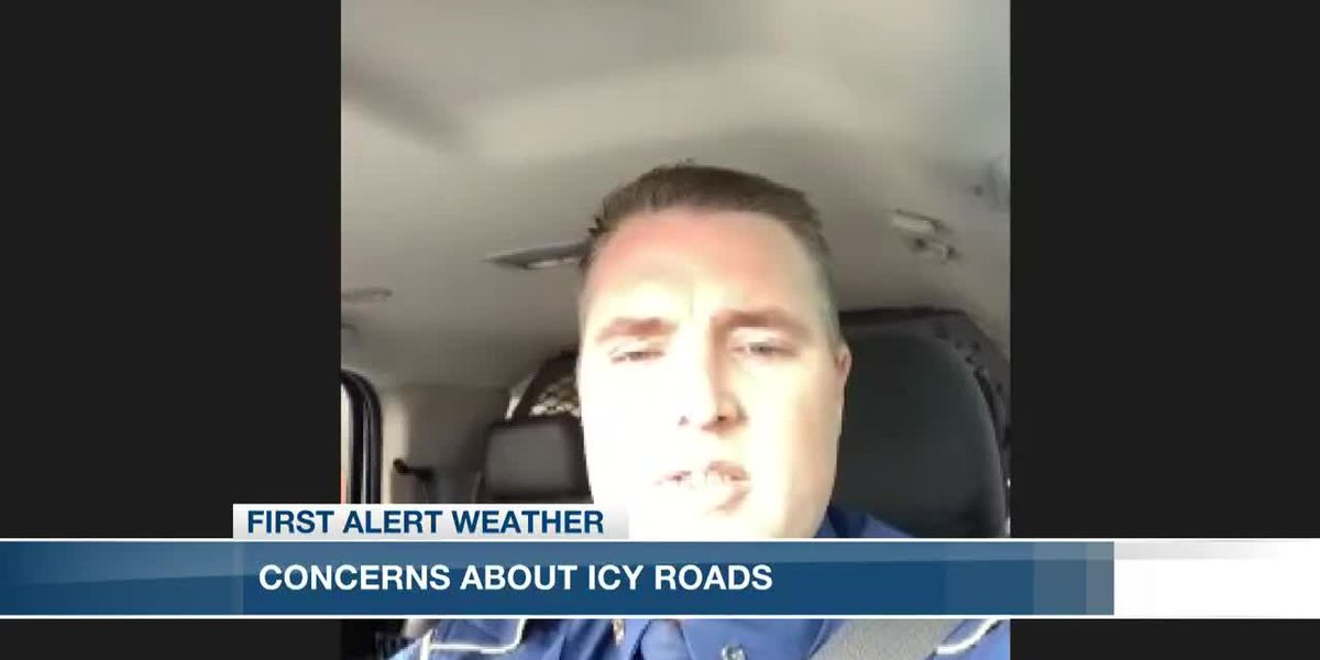 TRAVEL ADVISORY: Some wet roads could refreeze overnight