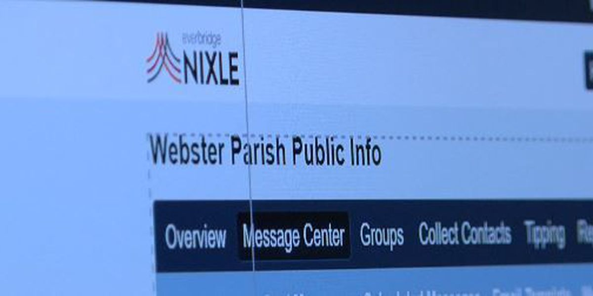 Webster brings its emergency alert system into the digital age