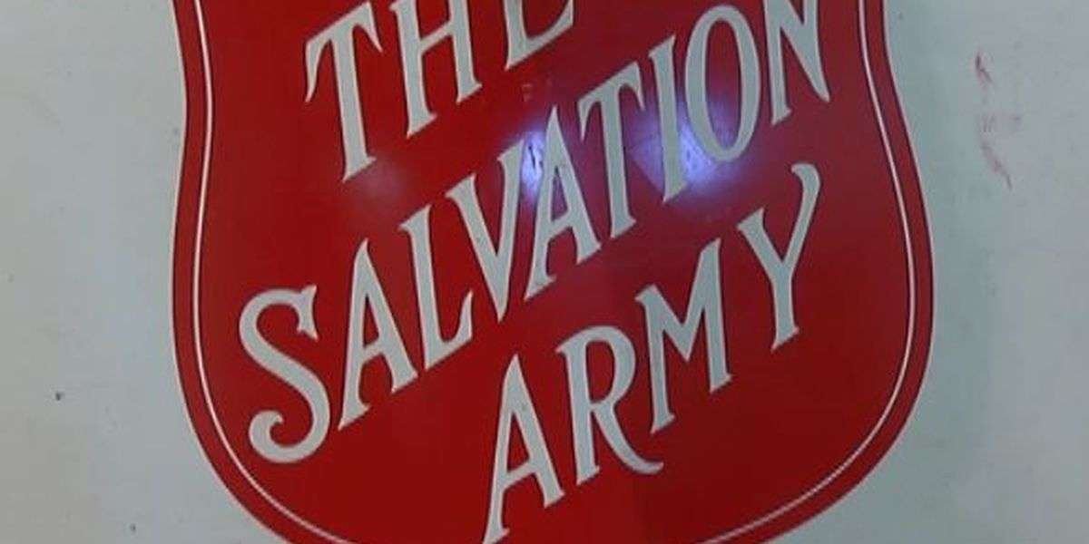 Salvation Army bringing supplies to flooded South Louisiana