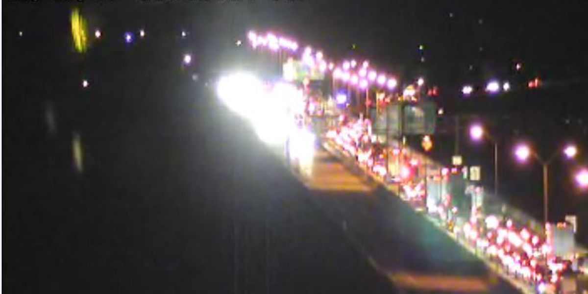 I-220E reopens after wreck