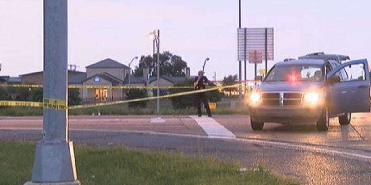 Police ID man found fatally shot just off I-20 exit ramp